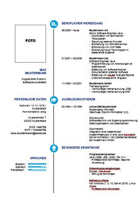 Download Lebenslauf Vorlage Checkliste Vorstellungsgespräch Hays